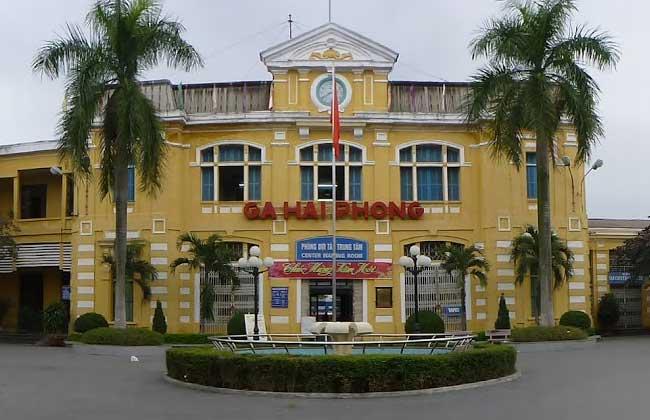 Haiphong station