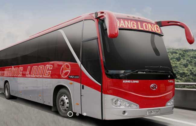 Hoang long bus